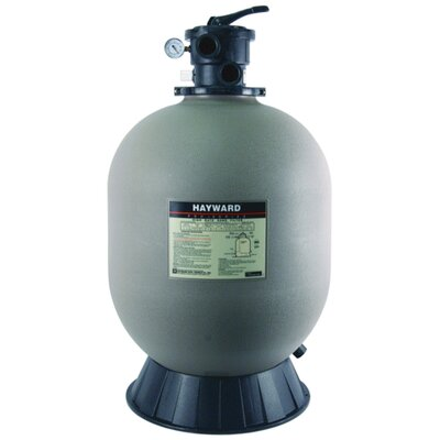 "Hayward 30"" 2"" Valve Polymeric Sand Filter and Filter Base"