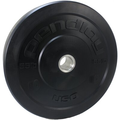 Pendlay 55 lb Econ V2 Bumper Plates (Set of 2)