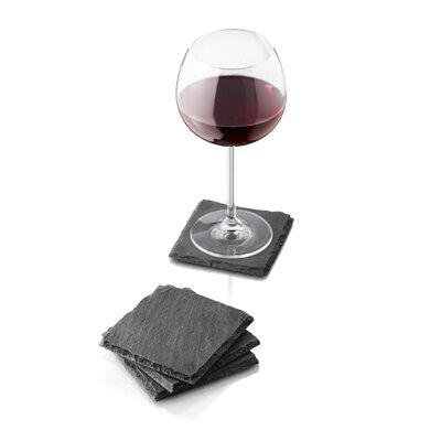 Boska Holland Monaco Slate Coasters (Set of 4)