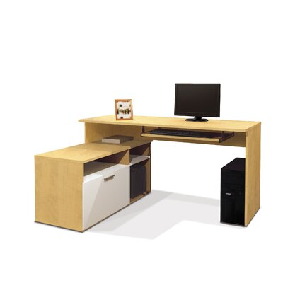 Bestar Modula L-Shaped Workstation