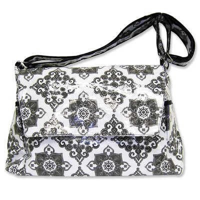 Trend Lab Versailles Messenger Diaper Bag