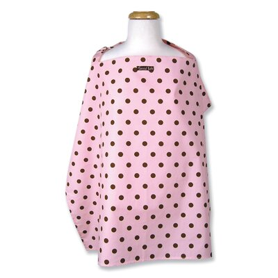 Trend Lab Maya Dot Nursing Cover