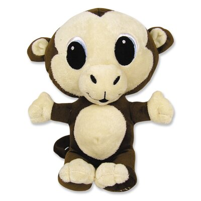 Trend Lab Chibi Plush Monkey Stuffed Animal