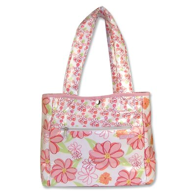 Trend Lab Hula Baby Tote Diaper Bag