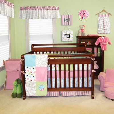 Trend Lab Cupcake Crib Bedding Collection