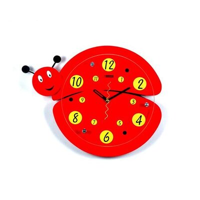 Creative Motion Snail Wall Clock