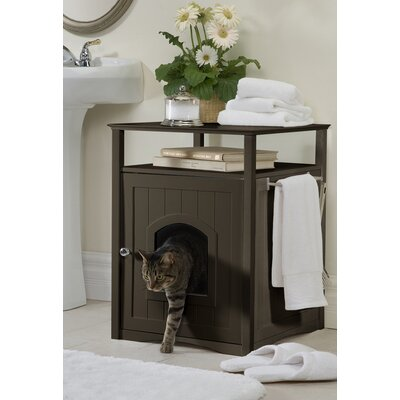 Merry Products Pet House and Litter Box