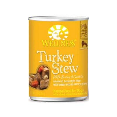 Turkey Stew with Barley and Carrots Wet Dog Food (12.5-oz, case of 12)