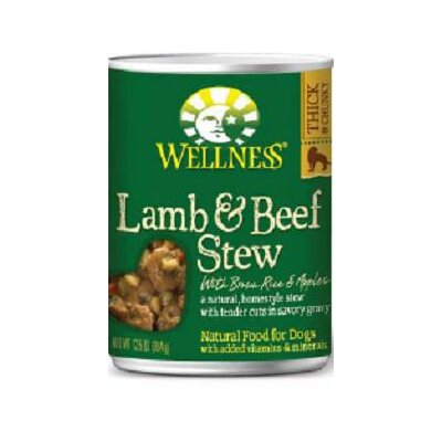 Lamb and Beef Stew Wet Dog Food (13.2-oz, case of 12)