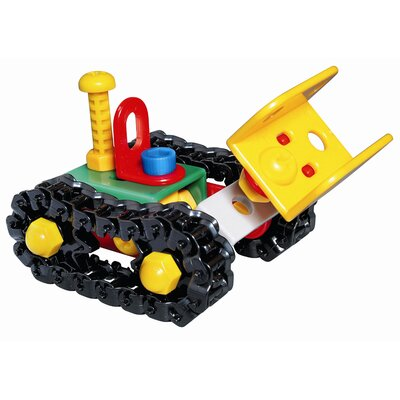 Eitech Beginner Bulldozer Construction Set