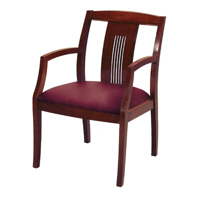 KFI Seating Guest Chair with Diamond Back