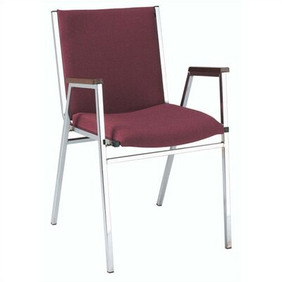 "KFI Seating 2"" Seat Stacking Chair"
