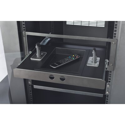 Avteq Revolabs 4RU Rack Mountable Slide Out Drawer