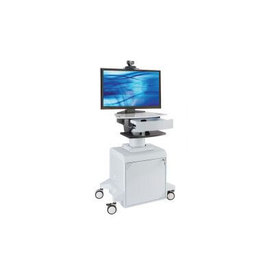 "Avteq Medical Video Conferencing Stand for 32"" Monitor"