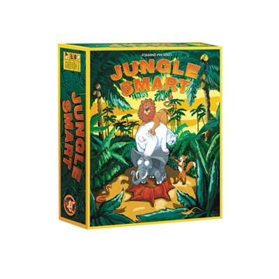 FoxMind Jungle Smart Game
