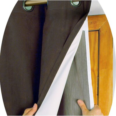 Thermalogic  Rod Pocket Single Curtain Liner