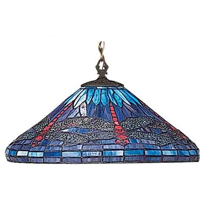 Dragonfly 1 Light Pendant