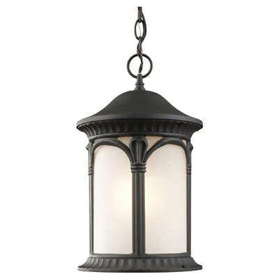 Z-Lite Hampton 1 Light Outdoor Chain Light
