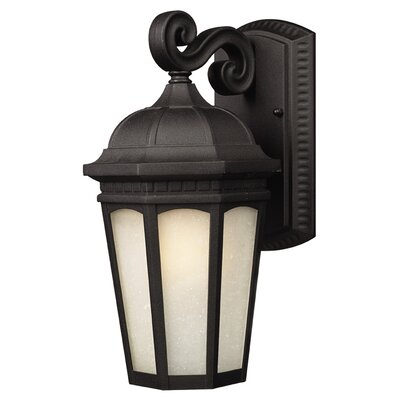 Z-Lite Newport 1 Light Outdoor Wall Lantern