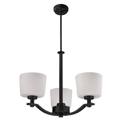 Z-Lite Arlington 3 Light Chandelier