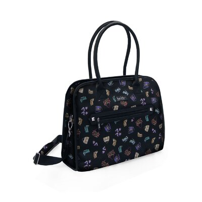 "Nicole Miller 18"" Laptop Shopper"