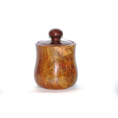 Nature Home Decor Onyx Canister