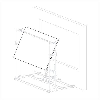 Vutec Mirror - Tec: Glass Mirrors for Rear Projection