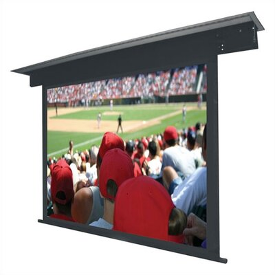 "Vutec Vu-Flex Pro Lectric II Motorized Screen - 160"" diagonal Video Format"