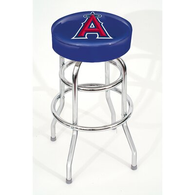 "Imperial MLB Team Logo 30"" Bar Stool"
