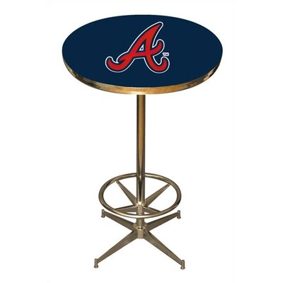Imperial MLB Team Logo Pub Table
