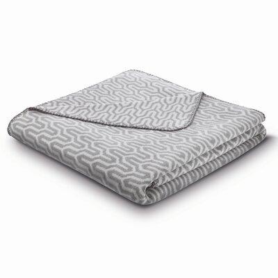 Bocasa Blankets World Affairs Cotton Blend Fibers Cosy Empire Blanket