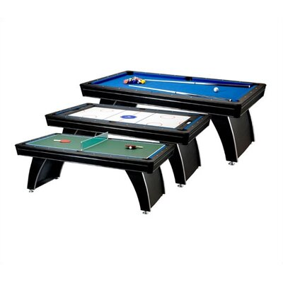 Fat Cat 7' Phoenix 3-in-1 Pool Table