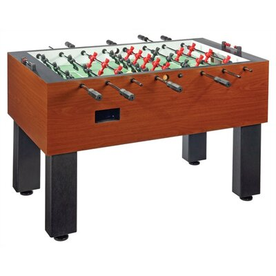 Custom SureShot RS Foosball Table with Standard Rod