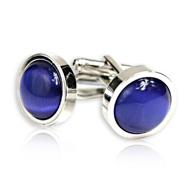 Cuff-Daddy Bold Cufflinks in Blue