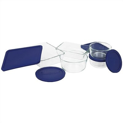 Pyrex Storage Plus 10 Piece Set