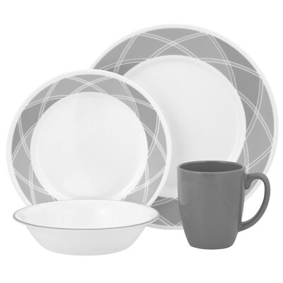 Vive Savvy Shades Dinnerware Set
