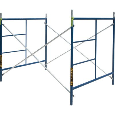 Metaltech Contractor Series Single Lift Scaffold Set