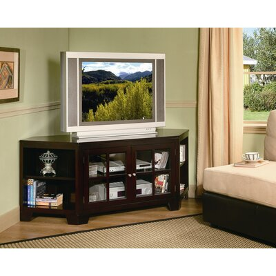 "Williams Import Co. 62"" Corner TV Stand"