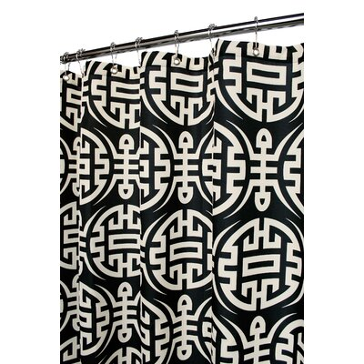 Watershed Prints Polyester Eko Shower Curtain