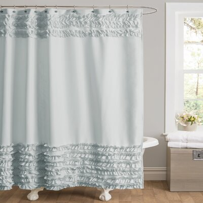 Skye Polyester Shower Curtain