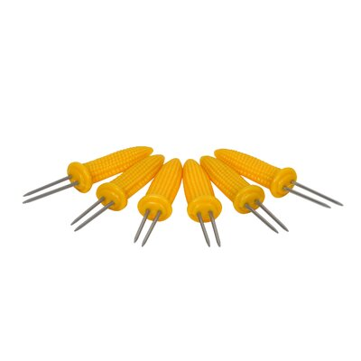 EKCO 6 Piece Corn Skewer Set