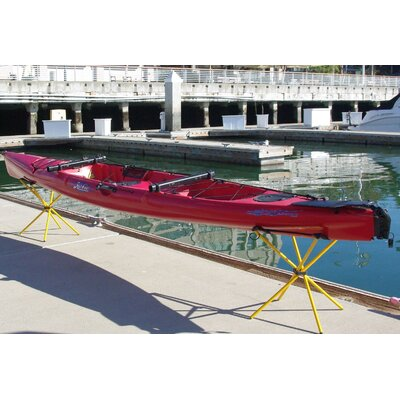 "Suspenz 24"" Portable Kayak Storage Stands (Set of 2)"