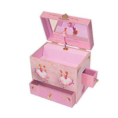 Enchantmints Ballerina Treasure Music Box