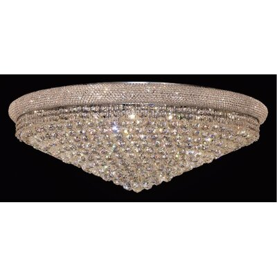 Elegant Lighting Primo 30 Light Flush Mount