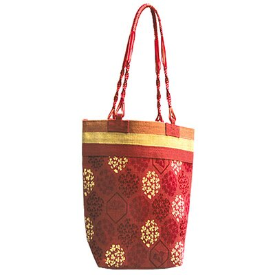 Natural Adonis Jute Tote Bag