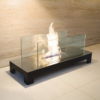 Radius Design Floor Flame Fireplace