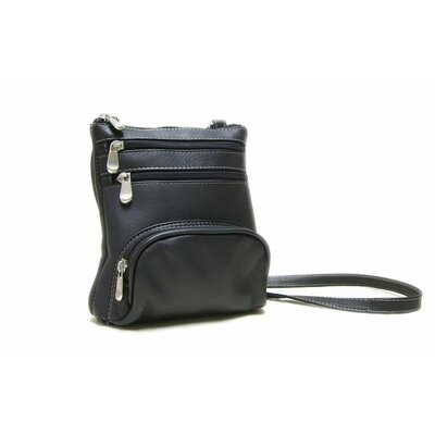 Vacquetta Front Pocket Crossbody