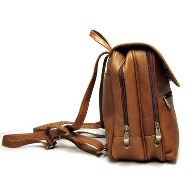 Le Donne Leather Everything Woman's Backpack/Purse