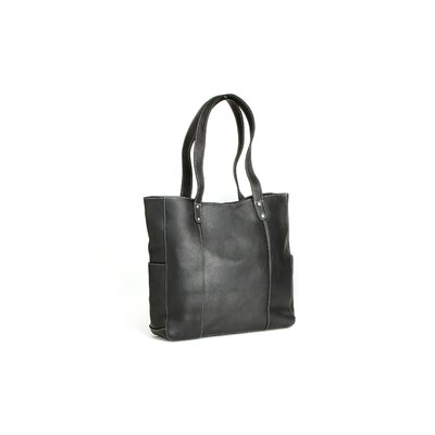 Le Donne Leather Double Strap Rivet Tote
