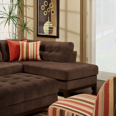 Newport Upholstery Capetown Chenille Sectional